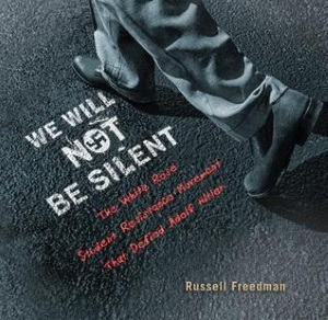 freedman_we will not be silent