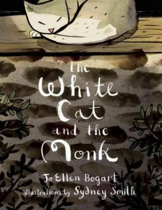 "Review of The White Cat and the Monk: A Retelling of the Poem ""Pangur Bán"""
