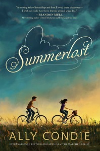 Review of Summerlost