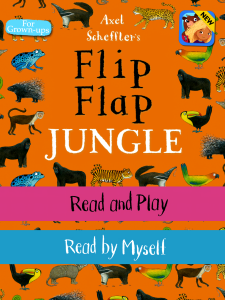 Axel Scheffler's Flip Flap Jungle app review