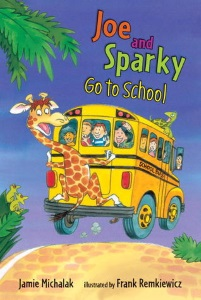 michalak_joe and sparky go to school