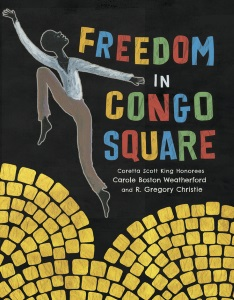 weatherford_freedom in congo square