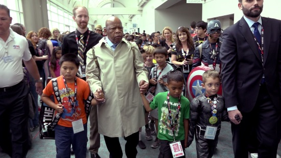 550_Comic-Con 2016 Children's-March by Justin Eisinger