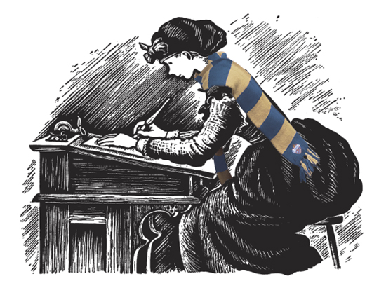 Was Jo March a Ravenclaw? Authors, Fans, and Who Makes the Rules