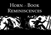 Horn Book reminiscence from Jane Manthorne