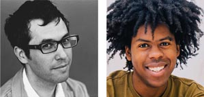 Five Questions for Adam Rex and Christian Robinson
