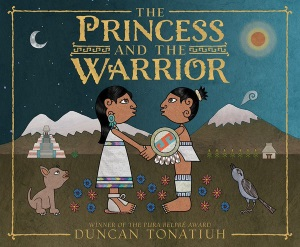 Review of The Princess and the Warrior: A Tale of Two Volcanoes