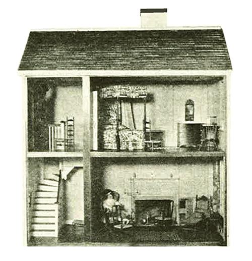 AliceHeidi house in 1924