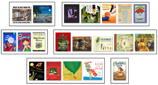 Children's lit class, fall 2016