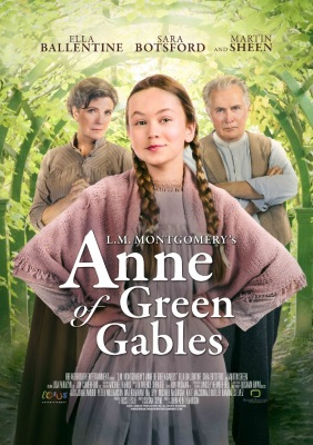 L.M. Montgomery's Anne of Green Gables TV movie review