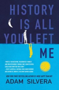 silvera_history-is-all-you-left-me