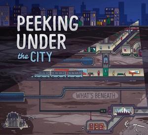 architecture_porter_peeking under the city