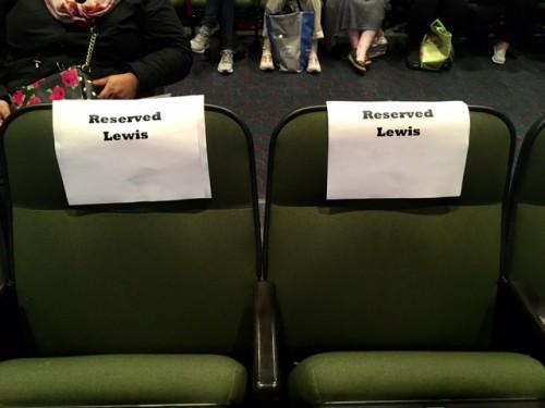 lewis seats