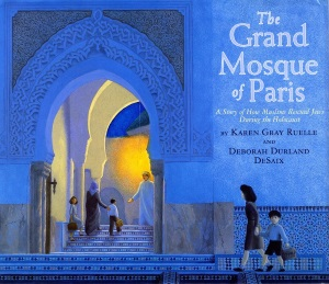 ruelle_grand mosque of paris - Copy