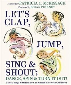 mckissack_let's clap, jump, sing & shout