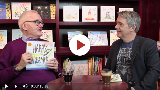 Peter H. Reynolds Talks with Roger