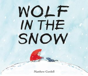 Wolf in the Snow: Matthew Cordell's 2017 BGHB Picture Book Honor Speech