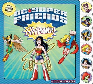 dc comics_dc super friends girl power