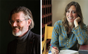Mo Willems & Laurie Keller Talk with Roger