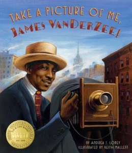 Review of Take a Picture of Me, James VanDerZee!