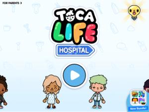 Toca Life: Hospital app review