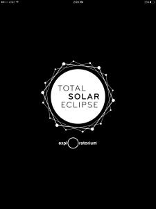 Total Solar Eclipse app review