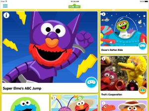 Sesame Street app review
