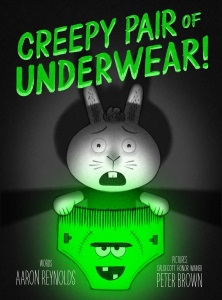 Review of Creepy Pair of Underwear!