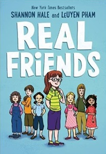 Graphic-novel friendships and family