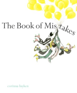 Review of The Book of Mistakes