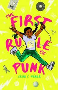 The First Rule of Punk: Celia C. Pérez's 2018 BGHB Fiction & Poetry Honor Speech