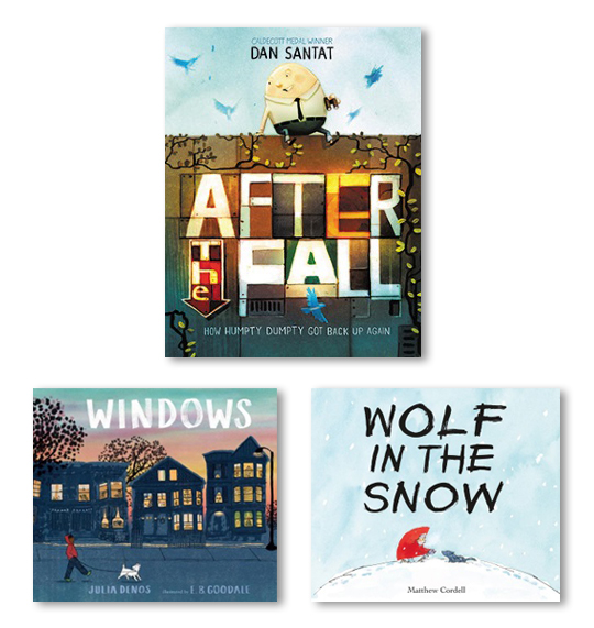 And the winner of the 2018 Calling Caldecott mock vote is...