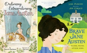 Review of Ordinary, Extraordinary Jane Austen and Brave Jane Austen