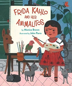 Review of Frida Kahlo and Her Animalitos