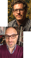 Brian Selznick & David Serlin Talk with Roger