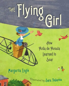 Review of The Flying Girl: How Aída de Acosta Learned to Soar