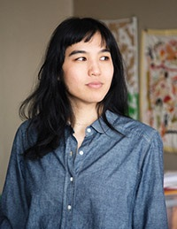 Jillian Tamaki Talks with Roger