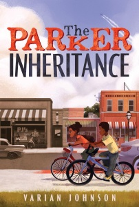 The Parker Inheritance: Varian Johnson's 2018 BGHB Fiction & Poetry Honor Speech
