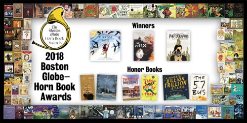 The Horn Book | Presenting the 2018 Boston Globe–Horn Book