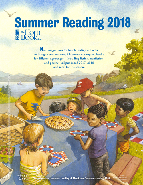 2018 Summer Reading Recommendations