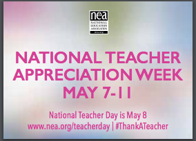 Teacher Appreciation 2018