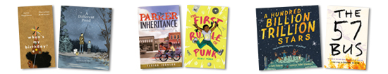 2018 Boston Globe-Horn Book Award honor books