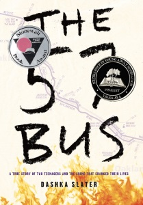 The 57 Bus: Dashka Slater's 2018 BGHB Nonfiction Honor Speech