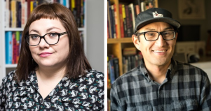 Five questions for 2018 BGHB Nonfiction Award winners Isabel Quintero and Zeke Peña