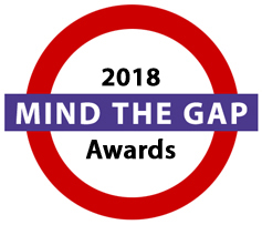 2018 Mind the Gap Awards