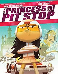 Review of The Princess and the Pit Stop