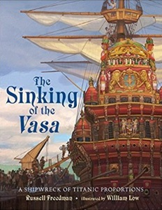 Review of The Sinking of the Vasa