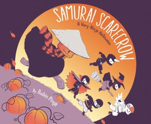 Review of Samurai Scarecrow: A Very Ninja Halloween