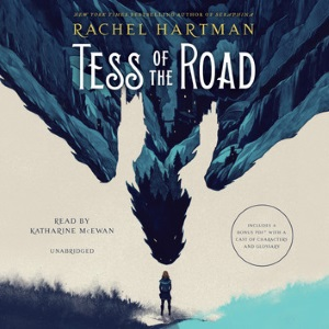 Review of Tess of the Road audiobook