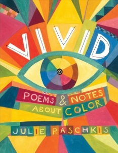 Review of Vivid: Poems & Notes About Color